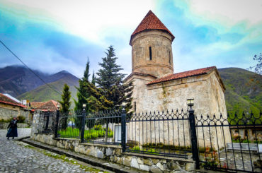 albanian-church-Sheki