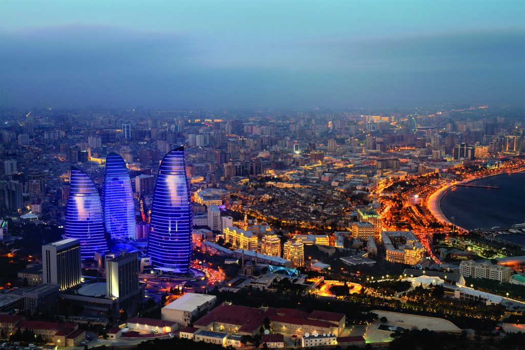 Azerbaijan_Baku_Flame-Tower-aztravelonline