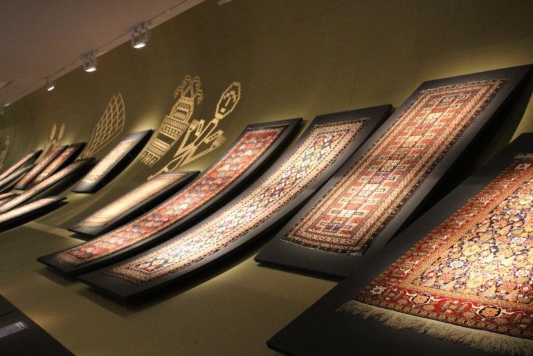 CARPET MUSEUM IN AZERBAIJAN D