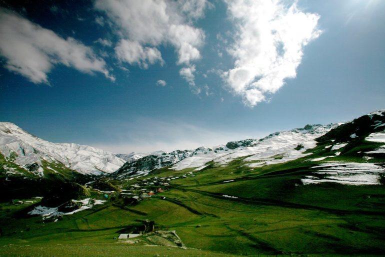 tour to azerbaijan