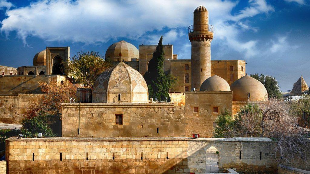 shirvan shahs palace az travel online