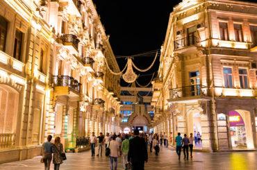 Nizami street Baku