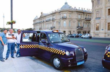 taxi in baku